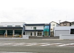 静岡小松フォークリフト 沼津営業所
