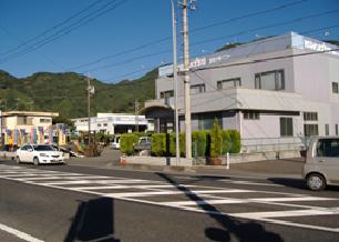 静岡小松フォークリフト 本社近影