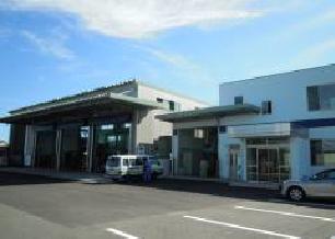 静岡小松フォークリフト 焼津営業所